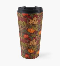 Autumn Pumpkins Travel Mug