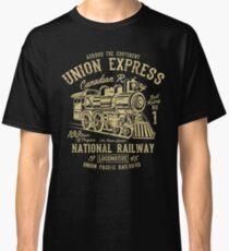 National Railway Retro Vintage Classic T-Shirt