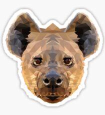 Hyena Sticker