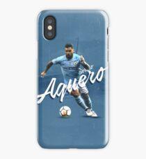 Aguero - 1 iPhone Case/Skin