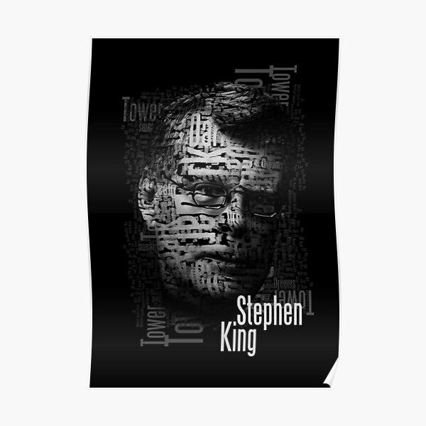 stephen king books Poster