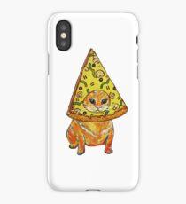 pizza gato iPhone Case