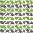 Teepee Greenery  by caligrafica