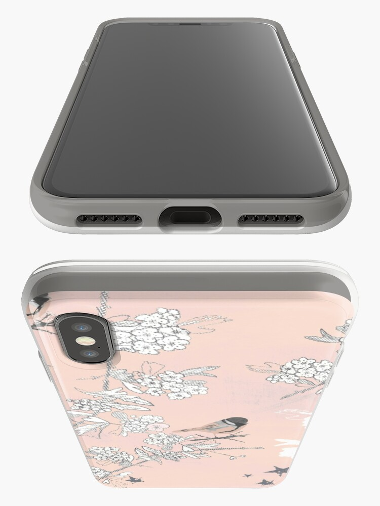 Alternate view of Dusky Birds iPhone Case & Cover