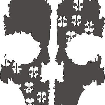 Skull by Ajanovich