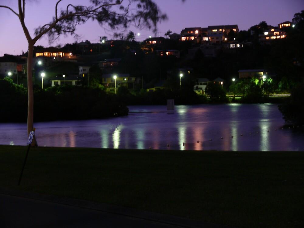 Night Reflections by Tim Everding