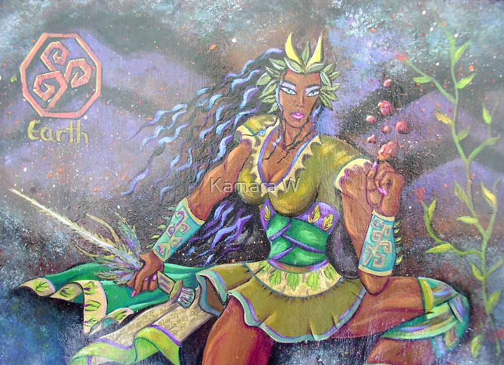 green goddess Ivy by marak