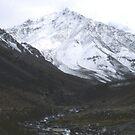 HINDU KUSH MOUNTAIN STREAM by Ben Pendleton