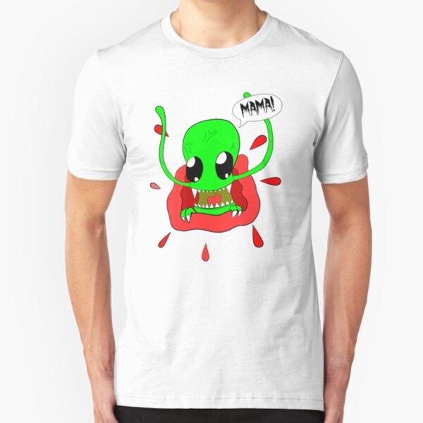Aliengeburt Slim Fit T-Shirt