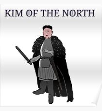 KIM OF THE NORTH! Poster
