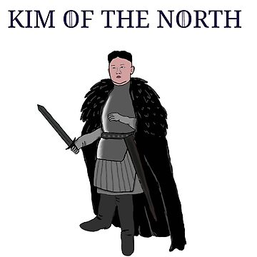 KIM OF THE NORTH! by jessistorm