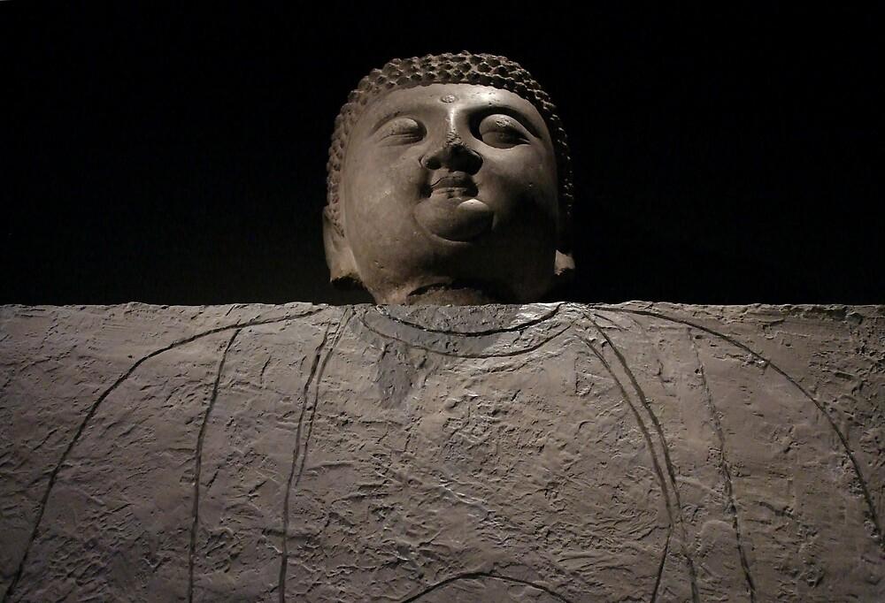 Flat Buddha by richardseah