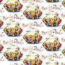 Candy Dish  by dotsofpaint
