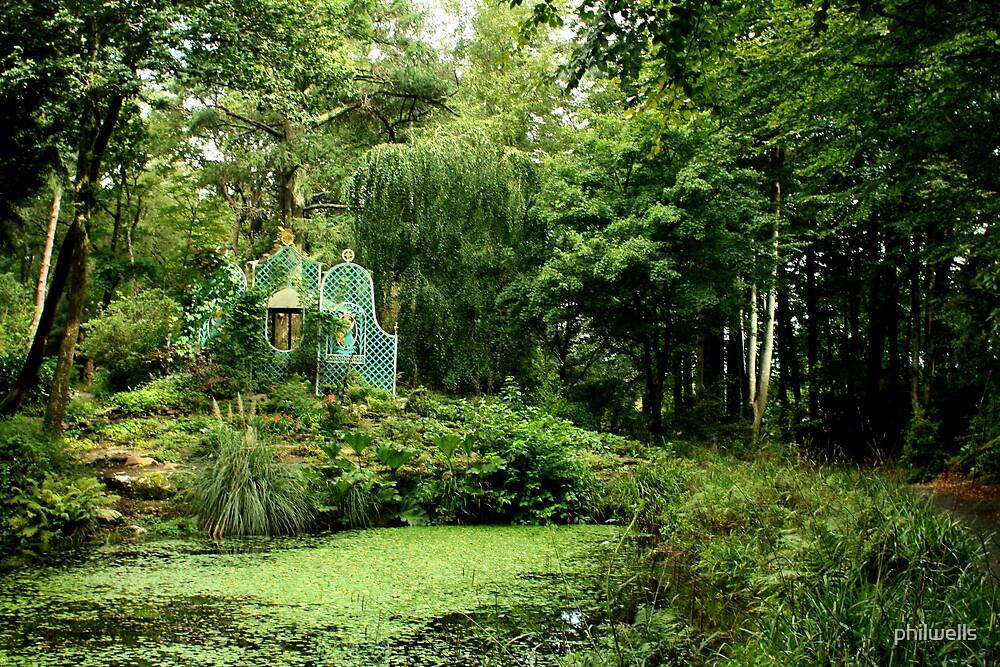 Secret Garden by philwells