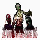 Zombies by Julianco