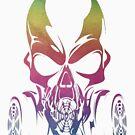 skull spectrum by Julianco