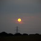 pylon sunset 2 by dougie1