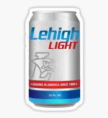 Lehigh Light Sticker