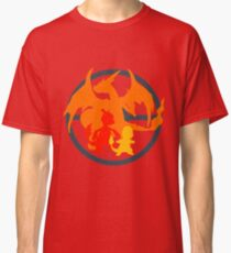 Charmander evolutions Classic T-Shirt