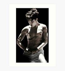 BTS - Jimin Art Print