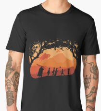 The Fellowship of the Berserk Men's Premium T-Shirt