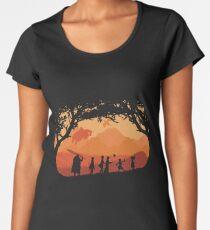 The Fellowship of the Berserk Women's Premium T-Shirt