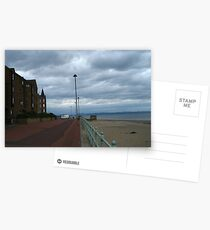 Looking down the Promenade Postcards