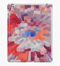 Colorful Exploding Blocks 4 iPad Case/Skin