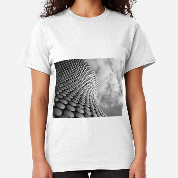Clouds and Circles Classic T-Shirt
