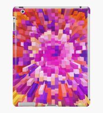 Colorful Exploding Blocks 5 iPad Case/Skin
