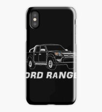 FORD RANGER  iPhone Case/Skin