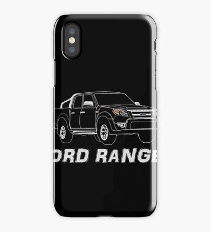 FORD RANGER  iPhone Case/Skin