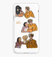 Pumpkin Carving iPhone Case/Skin
