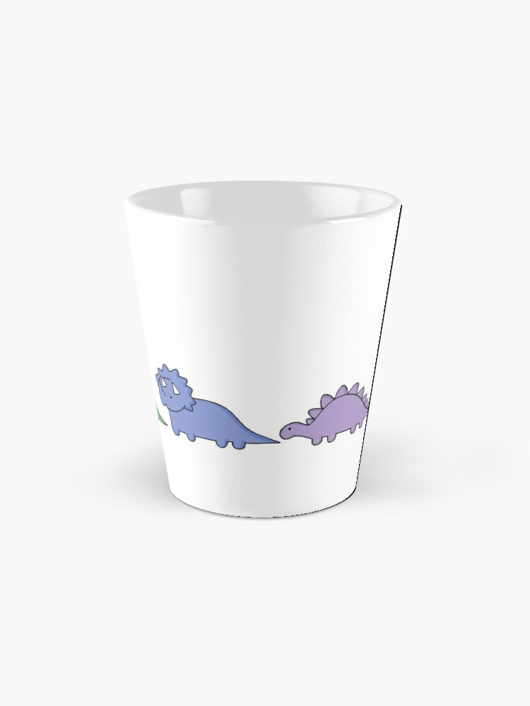 Alternate view of Dinosaur Illustrations Mug