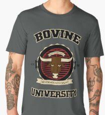 Bovine University Men's Premium T-Shirt