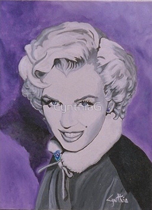 Miss Monroe by CynthiaG