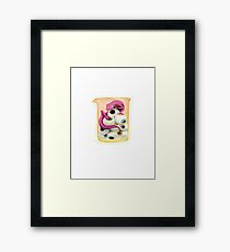 200mL of Eyeballs Framed Print