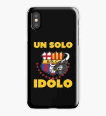 """Barcelona Sporting Club """"Un solo Idolo"""" iPhone Case"""