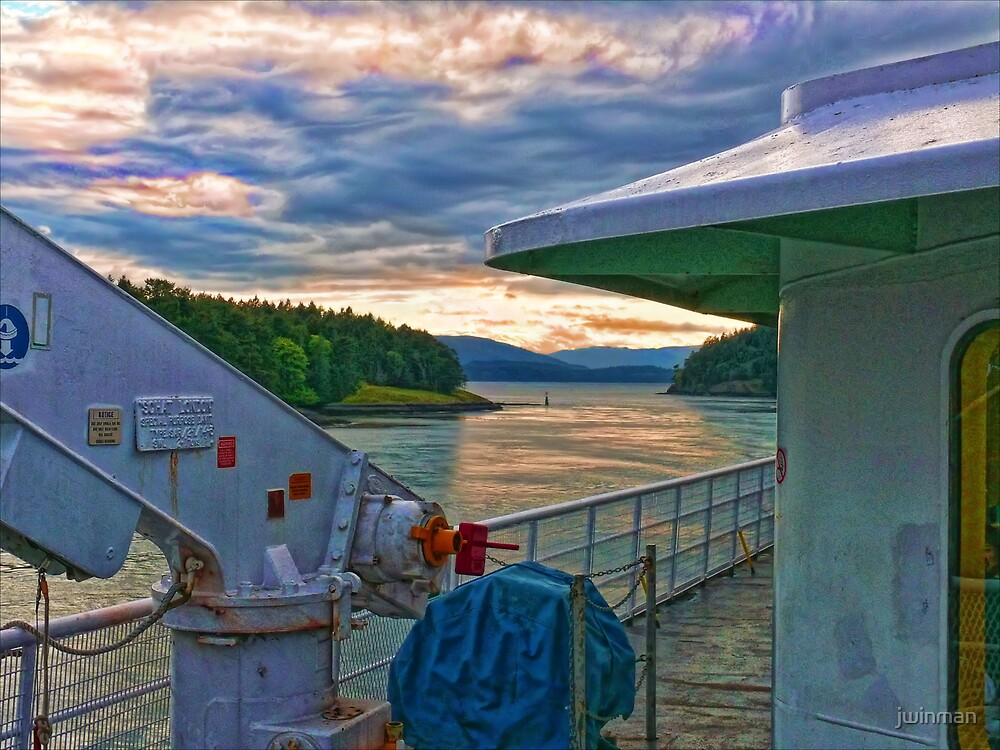 A Very Merry Ferry Ride... In The Month Of May by jwinman