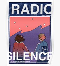 Radio Silence: Poster Poster