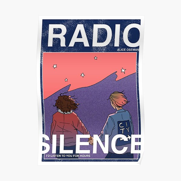 Radio Silence: Affiche Poster