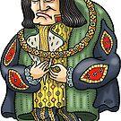 King Richard III by MacKaycartoons