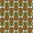 «Patrón de piña» de dotsofpaint