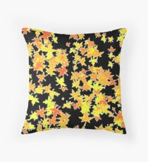 Fall leaves fall Floor Pillow