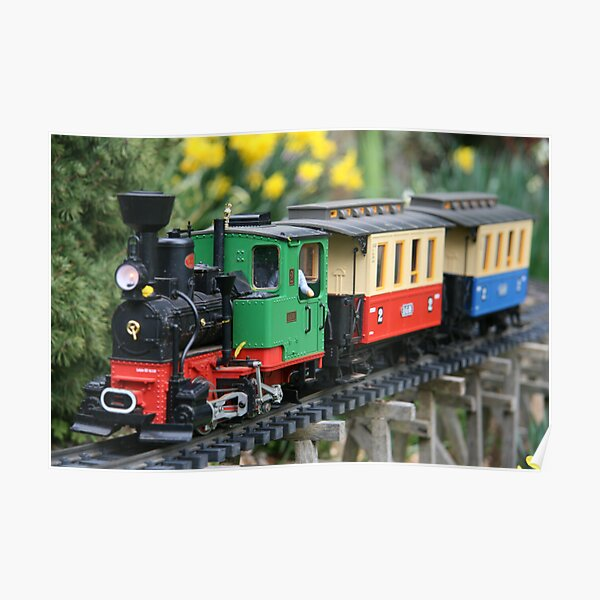 Green Engine Poster