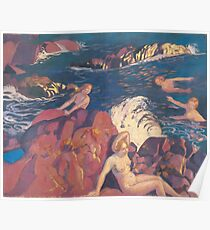 Wave 1916 Maurice Denis Poster