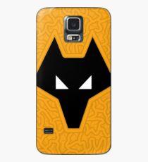 Wolverhampton wanderers Case/Skin for Samsung Galaxy