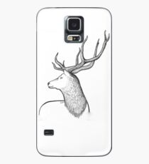 Red Stag Case/Skin for Samsung Galaxy
