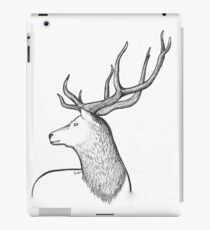 Red Stag iPad Case/Skin
