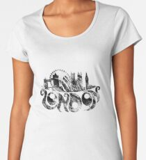 London Women's Premium T-Shirt